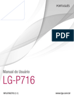 Manual Celular L7 LG