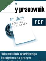 Miłosz Młynarz - Idealny pracownik - Ebooki Własna firma