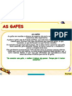 03 - As Gafes