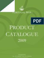 Portugal Web Catalogue