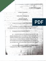 MedBest Certificate 1