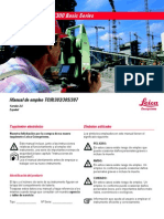 Manual Estacion Leyca TPS300