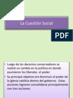 6º básico Historia  ppt La Cuestión Social 18.06