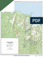 CMH 5-3 Guadalcanal - Map XVIII