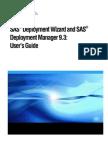 SAS Management Wizard