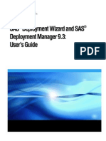 SAS Management Wizard