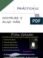11. COCTELS