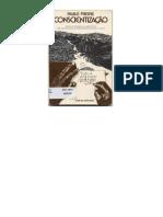 Conscientizacao - Paulo Freire