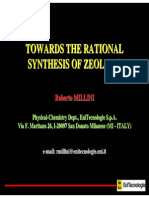 Zeolite Presentation