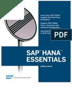 SAP® HANA Essentials