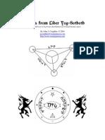 Ritual of Yog-Sothoth
