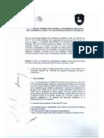 2009 - UADE-FFDB - Convenio