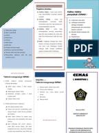 Leaflet Senam Asam Urat (Ergonomic)