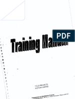 Alstom Training Manual