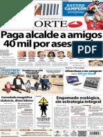 Periódico Norte de Ciudad Juarez 22 de Diciembre de 2013