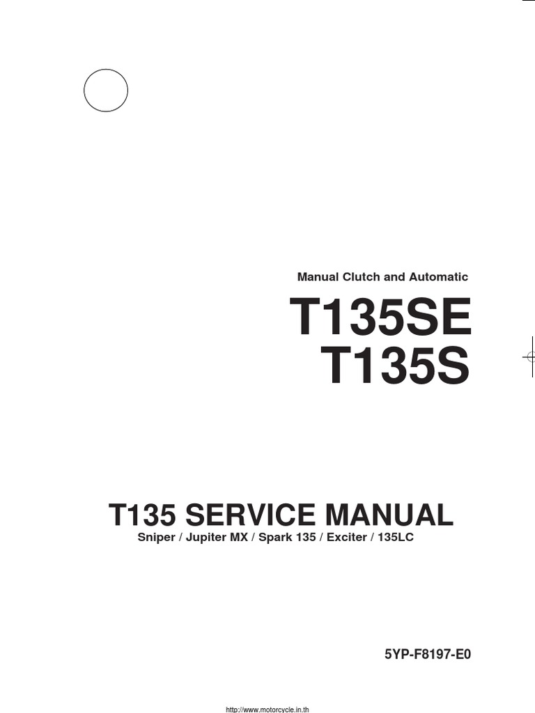 Yamaha jupiter mx t135 service manual clutch screw cheapraybanclubmaster Gallery