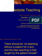 Bedside Teaching