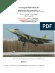 Assessing the Sukhoi PAK