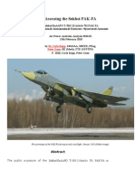 Assessing the Sukhoi PAK