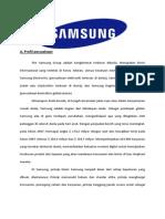 L Misi Dan Visi Perusahaan Samsung