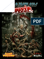 Chainsaw Warrior - Combined Rule Book 2013 by STC-Zero