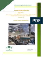 Guia_Junta Andalucia_2007 Factores Emision GEI
