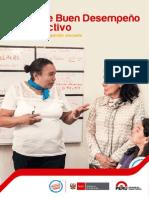 MARCO DEL BUEN DESEMPEÑO DIRECTIVO