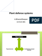 Plant Defense Systems