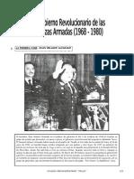 IV BIM - 5to. Año - Guía 6 - El Gob. Rev. de las FF.AA.