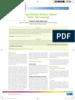 Berbagai Bentuk Sediaan Topikal Dalam Dermatologi