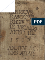 Belli Ditmarsici Ab Inclyto Daniae Rege Frederico II