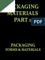 Dic Kerala Session 03 Pkg Mats 1 Paper & Glass Metals
