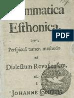 Grammatica Esthonica