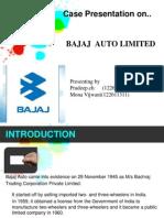 Bajaj case study 2013