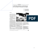 Fatores ambientais, fisiológicos e nutricionais na produção de ruminantes