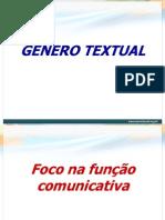 Anexo 1 - Gêneros Textuais