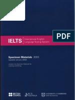 IELTS Book British Council