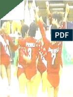 Voleibol en el Perú
