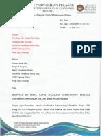 Surat Jemputan TNC