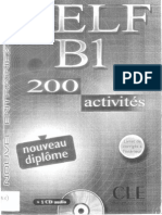 Nouveau DELF B1 - Book+Corriges