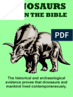 Dinosaurs Are in the Bible