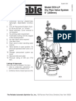 335 Model DDX-LP Dry Pipe Valve System
