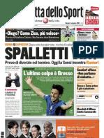 Gazzetta Dello Sport 01 09 2009 iTALiAN eBook