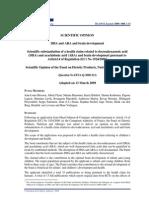 Omega-3 FFAA_Opinion on DHA y ARA
