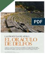 Garcia Gual Carlos - El Oraculo de Delfos