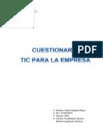 Cuestionario de Fundamentos