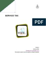 e filing service tax returns