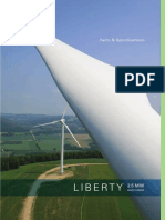 Clipper Windpower Liberty Brochure