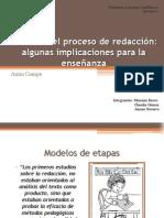 Modelos del proceso de redacción