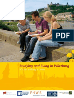Studying and Living in Wuerzburg